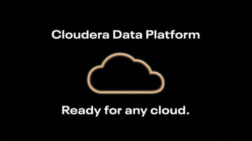 Cloudera's Data Platform Private And Public Cloud Both GA And It's Time To Migrate