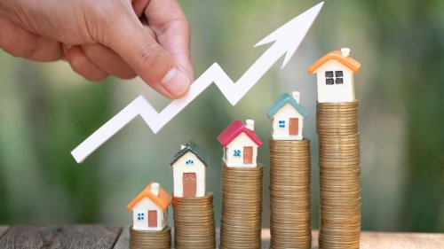 Home Prices Are Soaring, But Also Most Affordable In Generations