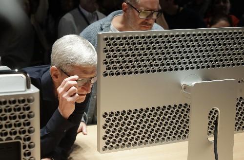 Apple's Confidence Powers Disruptive Mac Plans