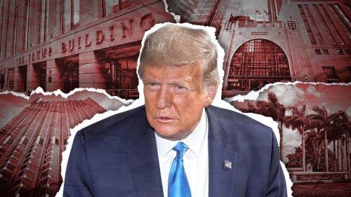 Donald Trump Tumbles Nearly 300 Spots In Billionaire Ranks