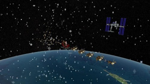 Answer All Your Kid's Questions About How NORAD Tracks Santa Claus