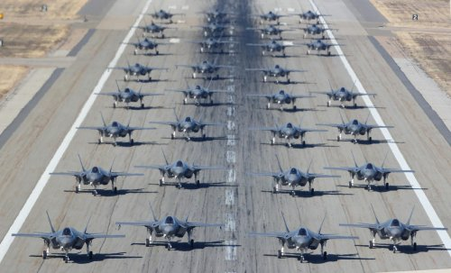 F-35A Jet Price To Rise, But It's Sustainment Costs That Could Bleed Air Force Budget Dry