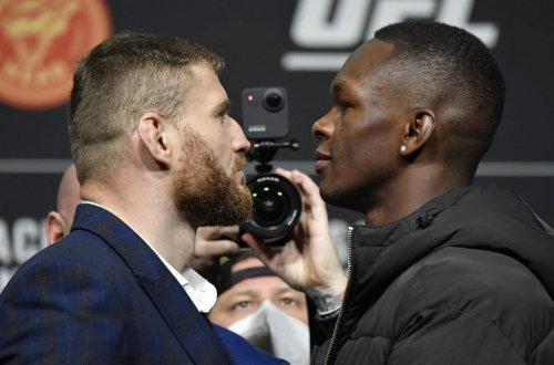 UFC 259 Weigh-In Video Live Stream