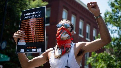 As Congress Debates Extending Or Cutting Unemployment Benefits, Study Finds $600 Unemployment Checks Don't Disincentivize Return To Work