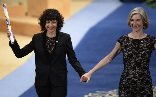 Nobel Prize Winners In Chemistry And Physics Discuss Shattering Gender Norm, Redefining Women's Roles