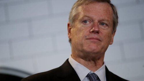 Republican Governor Of Massachusetts Won't Support Trump's Reelection