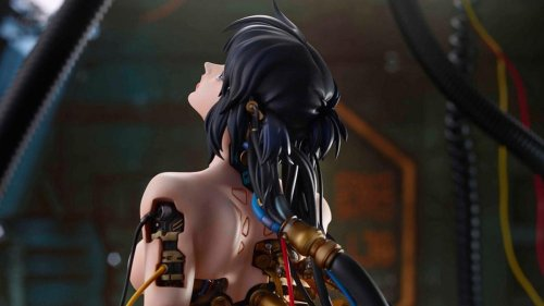This Upcoming 'Ghost In The Shell' Statue Is As Amazing As It Is Expensive