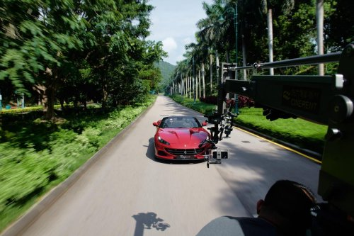 Why A Hong Kong Ferrari Dealership Used The iPhone 12 Pro Max To Shoot A Commercial