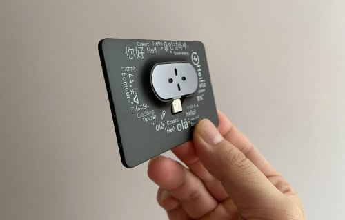 This Tiny Dongle For iPhones And Androids Can Translate 40 Languages In Real-Time