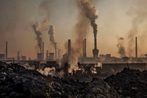 A Record Decline In Carbon Emissions