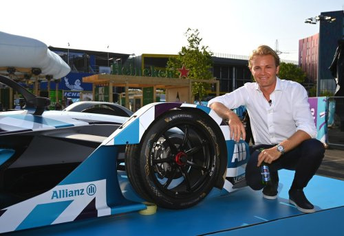 Formula 1 Champion Nico Rosberg: Governments Must Do More For Electric Vehicles