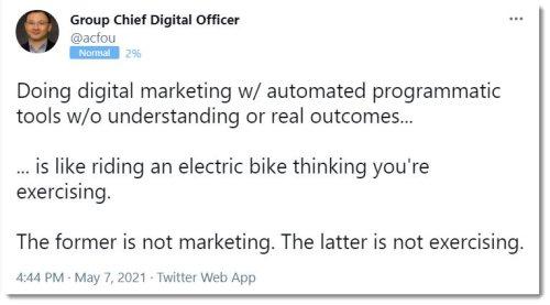 Digital Transformation Is Good. 'YABBA' Is Not