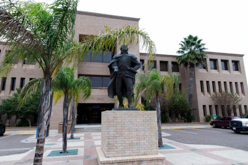 The City Manager In Laredo, Texas Received A $880,486 Golden Parachute Last Year