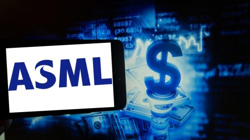 Semiconductor Equipment Maker ASML Is At The Center Of The Global Chip Shortage
