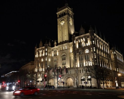 Trump's DC Hotel Is Jacking Up Rates For QAnon's Next Special Date
