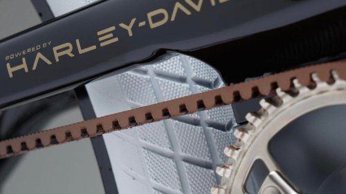 Harley Davidson's Lowest Priced Electric Bike Is Here: First-Take Review Of Serial 1 Mosh/CTY
