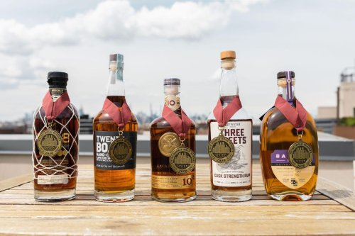 The New York International Spirits Competition Announces The World's Top Spirits