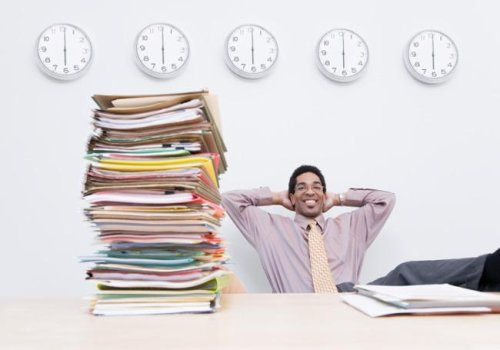 Use 'High-Performance Procrastination'