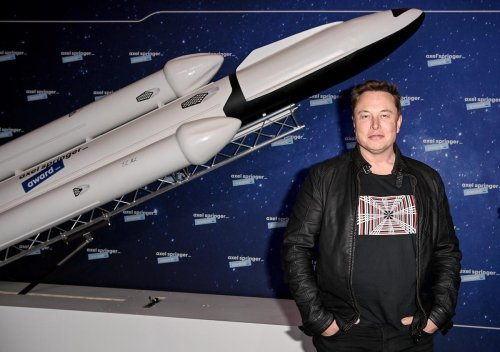 Forget The Moon—SpaceX And Tesla CEO Elon Musk Wants To Send Bitcoin To Mars