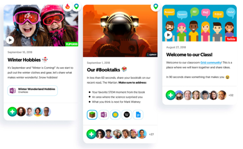 Teachers Flip Over Flipgrid