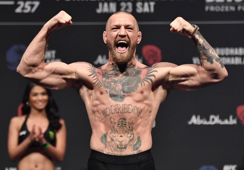 Conor McGregor And UFC 257: By The Numbers