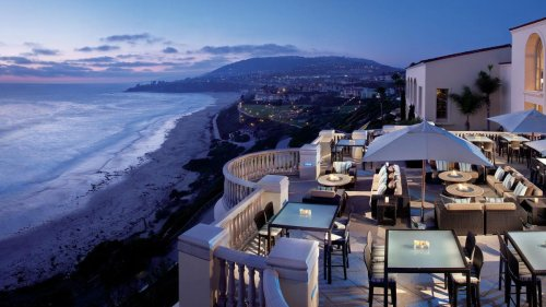 The Best Outdoor Hotel Restaurant Patios In Southern California, According To The Founder Of Hotels Above Par