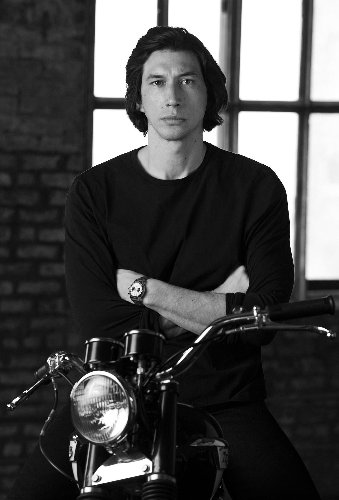 Actor Adam Driver Talks About Time, The Military And Making Movies Like House Of Gucci That He And Lady Gaga Are Filming Now