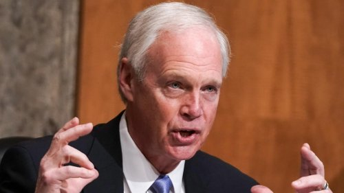 Sen. Ron Johnson On Capitol Riot: 'This Didn't Seem Like An Armed Insurrection To Me'
