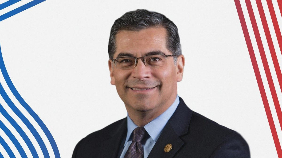 Here's How Much HHS Secretary Xavier Becerra Is Worth