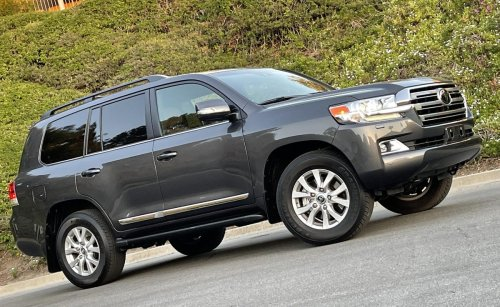 2021 Toyota Land Cruiser Review: Last Stand For The World's Best SUV