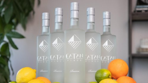 Meet The Woman Who Launched America's First Pisco Brand