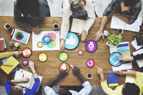 Want To Digitally Transform Your Business? Start With Social Media
