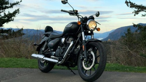 Royal Enfield Serves Up A High-Tech, Retro Cool Beginner Bike With The New Meteor 350