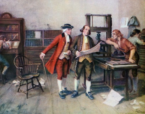 How Ben Franklin Went From Anti-Vaxxer To Advocate