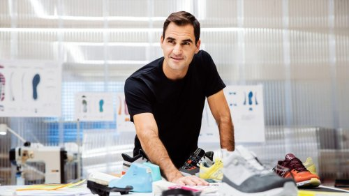 How This Swiss Shoemaker Convinced Tennis Legend Roger Federer To Invest In Their 'Frankenstein' Sneakers