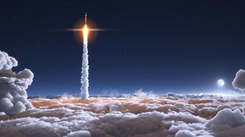 Bitcoin To Space Travel: 5 Eagle Experts Think These Investment Ideas Can Soar In 2021