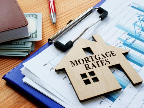Mortgage Interest Rates Rise Sharply