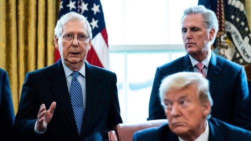 Republican Leaders Block Congressional Recognition Of Biden Inauguration