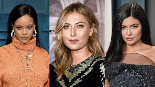 The Richest Self-Made Women Under 40, Including Rihanna, Maria Sharapova And Kylie Jenner