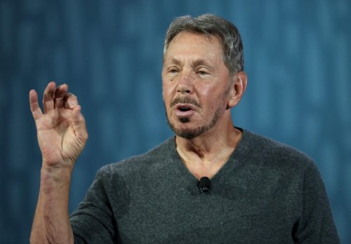 How Much Larry Ellison Has Made On Tesla Stock