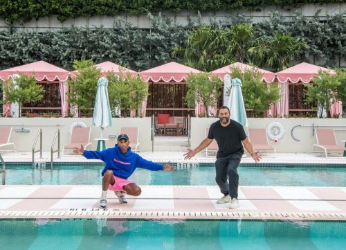 Pharrell Williams And David Grutman On Dreaming Up The Goodtime Hotel