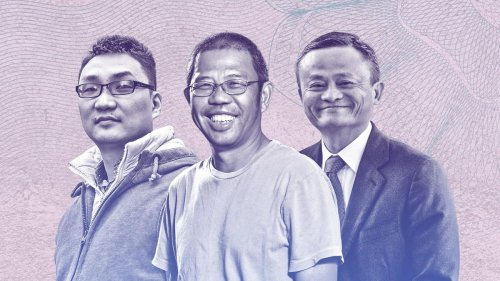 The 10 Richest Chinese Billionaires In 2021
