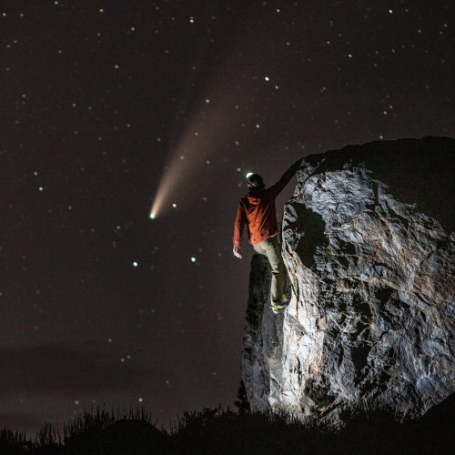 How To Photograph This Summer's Comets, Meteor Showers And Full Moons