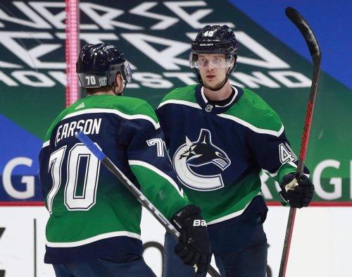 Vancouver Canucks, Columbus Blue Jackets Among NHL Teams In Need Of A Midseason Shakeup