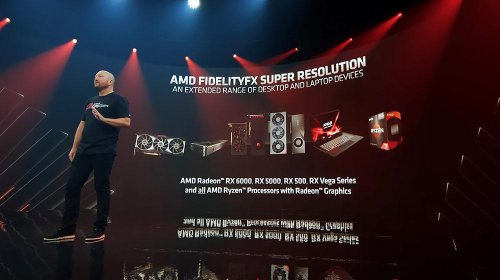 AMD FidelityFX Super Resolution Impresses With A PC Gaming Performance Lift And Great Visuals