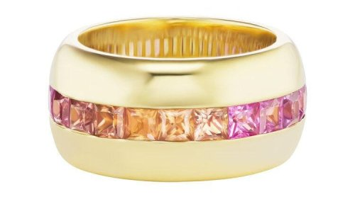 Color Forms: Vibrant Shades And Versatile Shapes In Gemstones Reflect Happier Times Ahead
