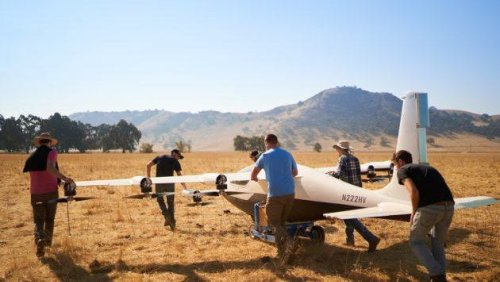 Billionaire Larry Page's Kitty Hawk Is Making An All-In Bet On Robot Air Taxis. Its Program Head Is Out In Disagreement Over It.
