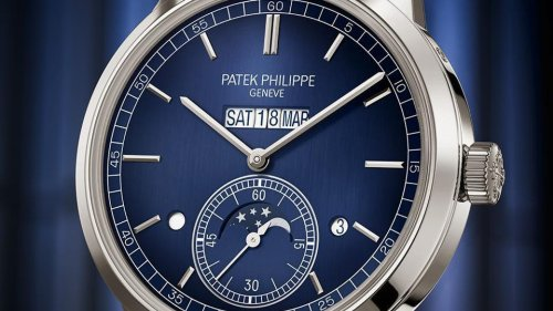 Patek Philippe Reinvents Its Signature Complication: Meet The New 'In-Line' Perpetual Calendar Ref. 5236P-001