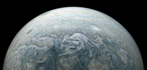 In Photos: NASA's 'Juno' Spacecraft At Jupiter Sends Back Spectacular Images Of The 'Blue Planet'