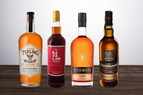 4 Excellent Wine Cask Whiskies That Deliver Barrels Of Flavor